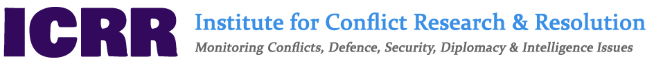 ICRR - Institute for Conflict Research & Resolution