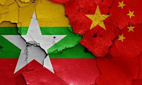 चीन-म्यानमार सीमा व्यापाराला लागली उतरती कळा.