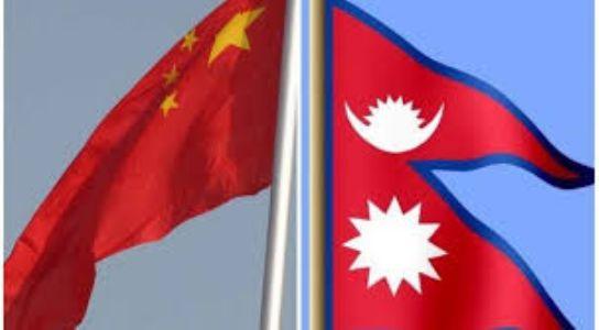 नेपाळी भूमीवर चीनचे अतिक्रमण.