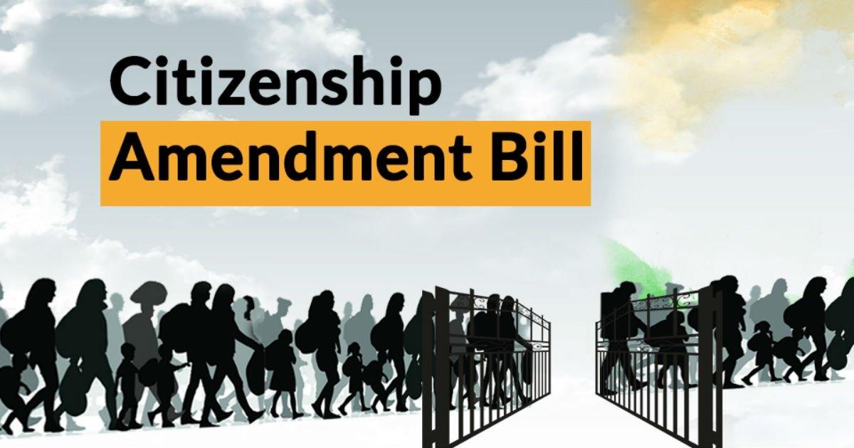 Citizenship Amendment Bil