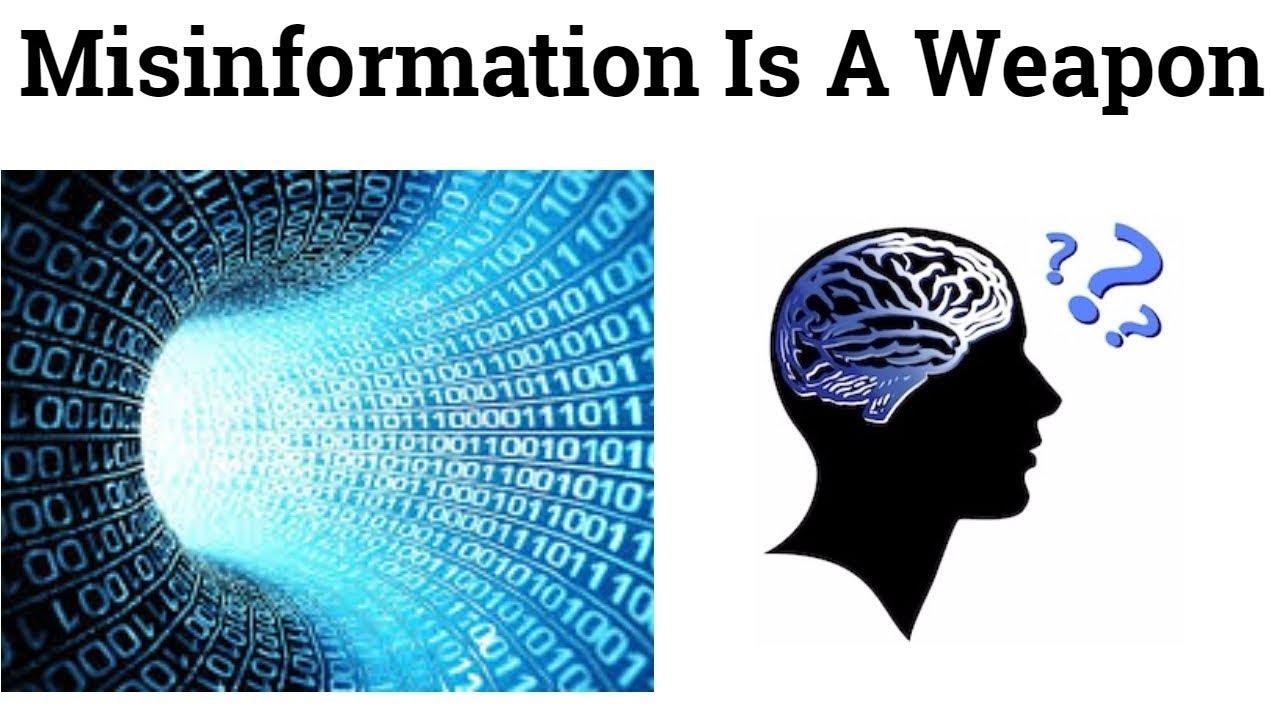 Weaponized Misinformation