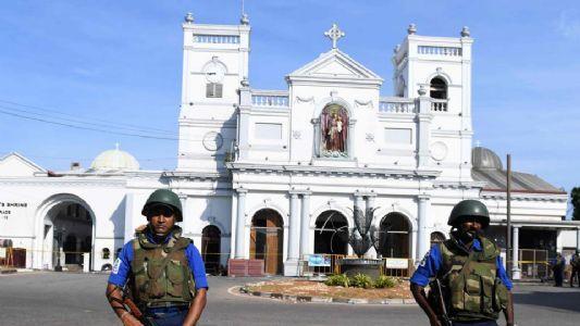 भारतीय गुप्तचर संघटनेने केले होते श्रीलंकेला सावध.