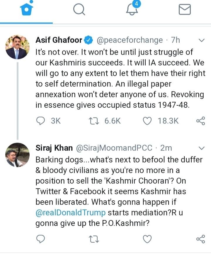 Kashmir Jihad which Punjabi Pakistanis aren't going to fight! - ICRR