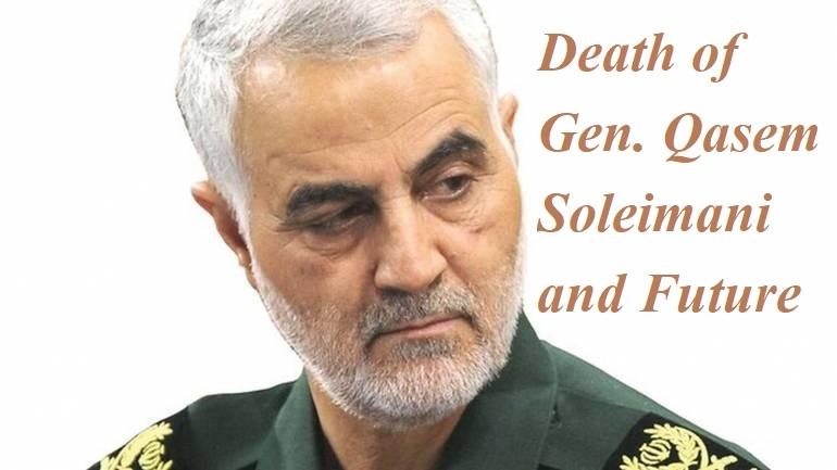 Gen Qasem Soleimani IRGC