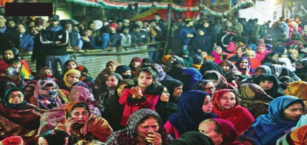 Shaheen Bagh Protests: A place where Democracy ends.