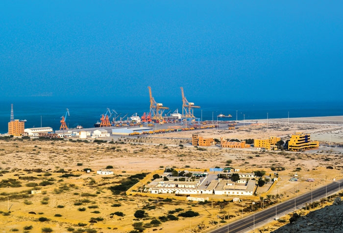 Gwadar BRI project_1