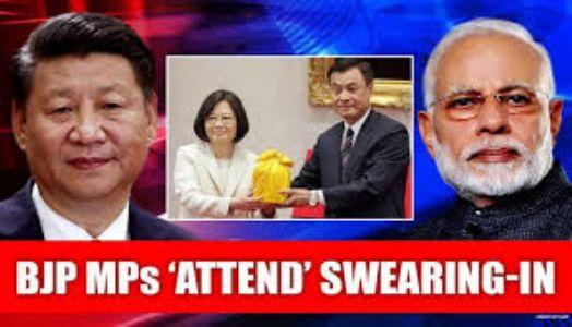 खवळलेल्या चीनची भारताला चेतावणी.