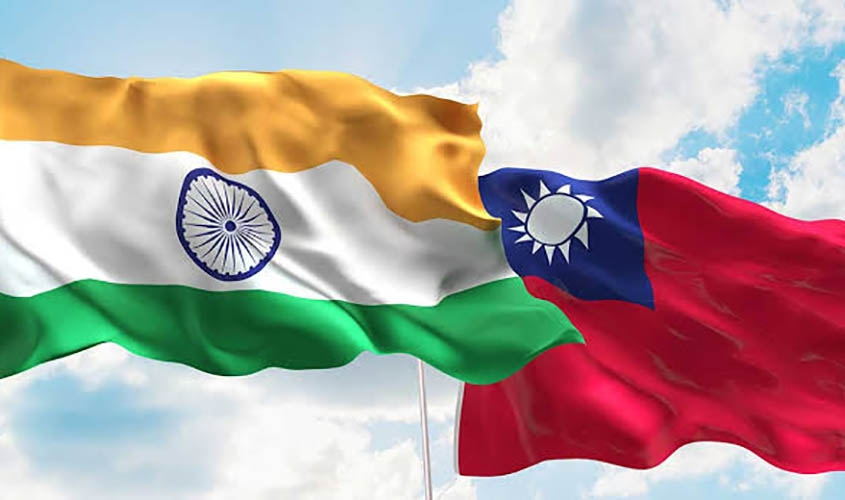 India Taiwan Relations_1&