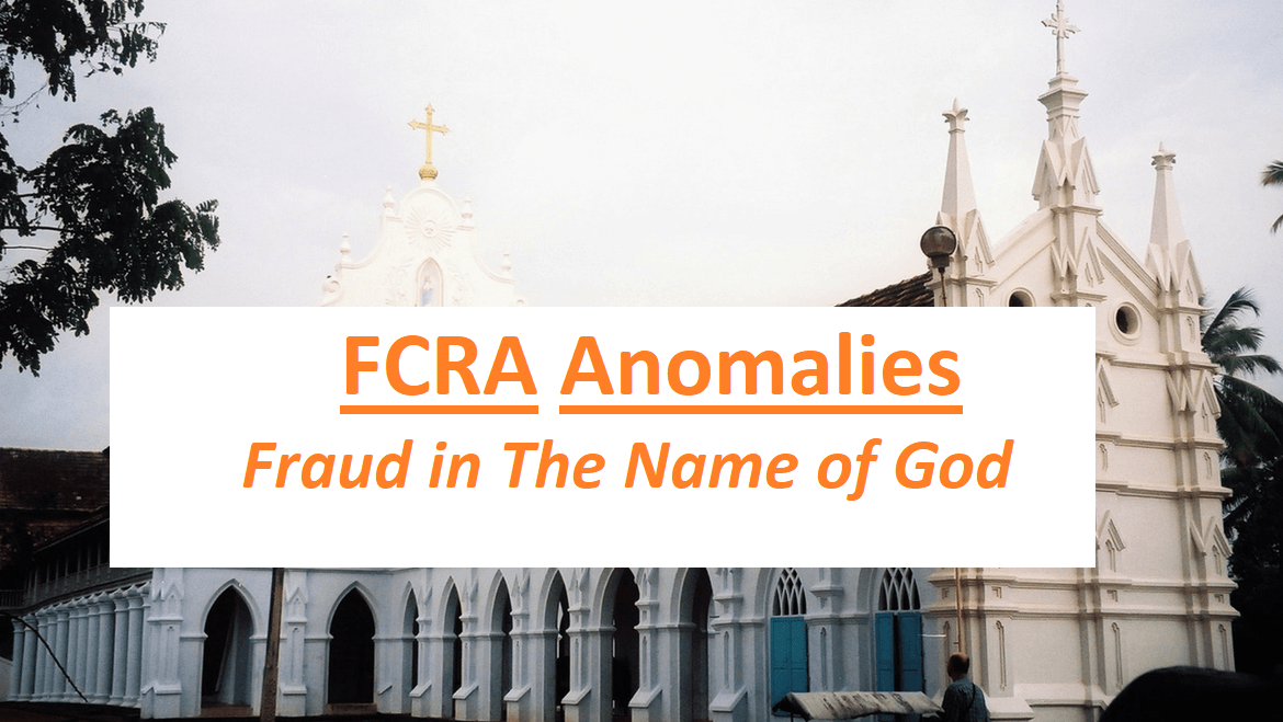FCRA anomalies- Fraud in