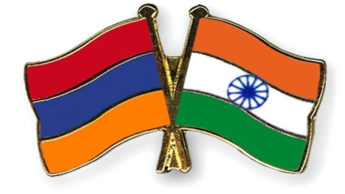 India and armenia_1